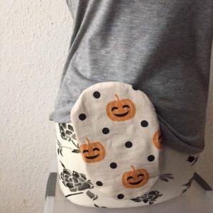 "Stoma Cover ""Pumpkin"""